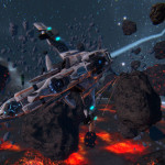 Звездолёт в Star Conflict