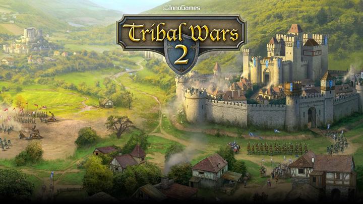 Tribal Wars 2: Юниты в игре