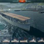 Авианосец в World of Warships