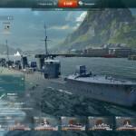 Выбор боеприпасов в World of Warships