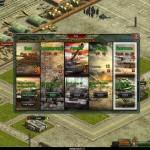 Выбор битвы в Генералы Второй Мировой