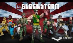 Скачать игру Blockstorm