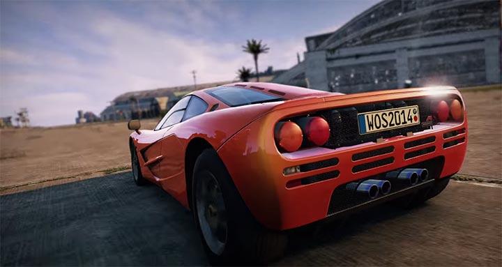 World of Speed получит новую тачку – Mclaren F1