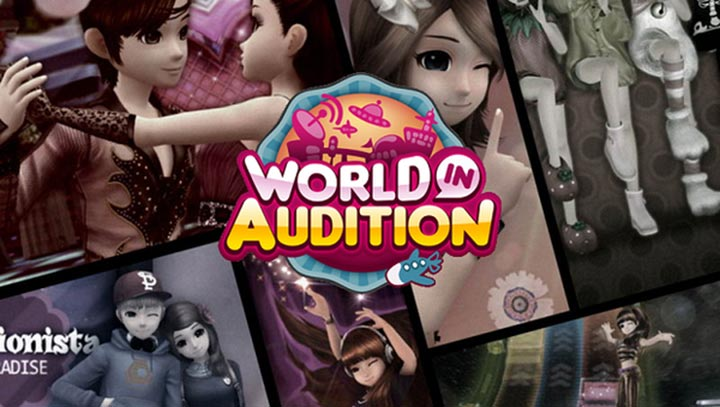 Картинки World in Audition