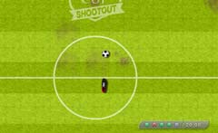 Удар по воротам Бразилии