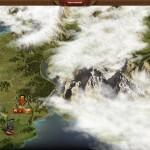 Карта кампаний в Forge of Empires