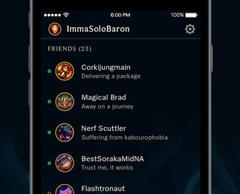 Появился мобильный помощник для League of Legends