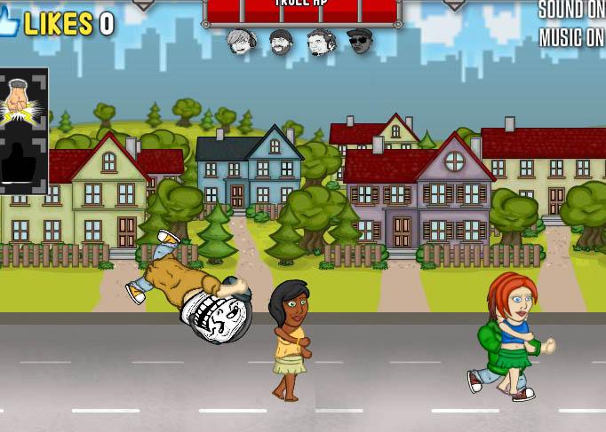 Пинок Тролля