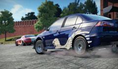 На тестирование World of Speed теперь можно попасть