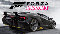 Видео Forza Horizon 3