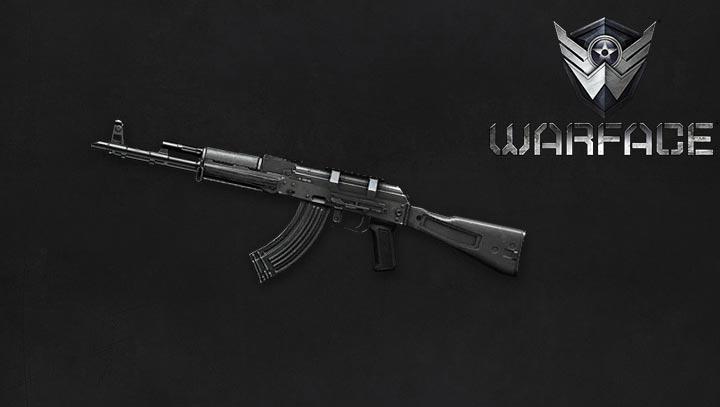 Макрос на АК‐103 для Warface