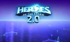 Heroes of the Storm обновилась до версии 2.0