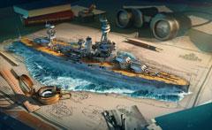 В World of Warships появилось обновление 0.6.5