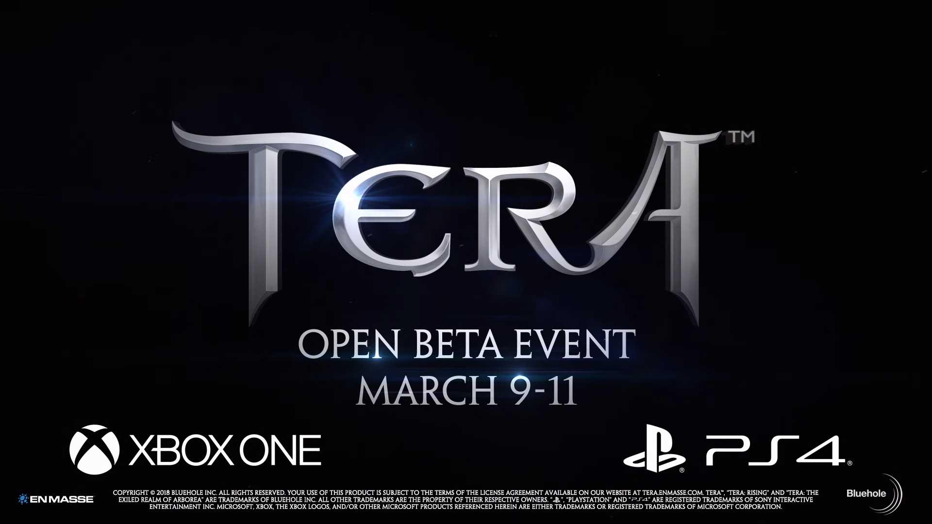 Тестирование консольной версии TERA пройдет в марте