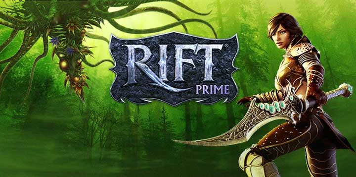 Prime-сервер Rift