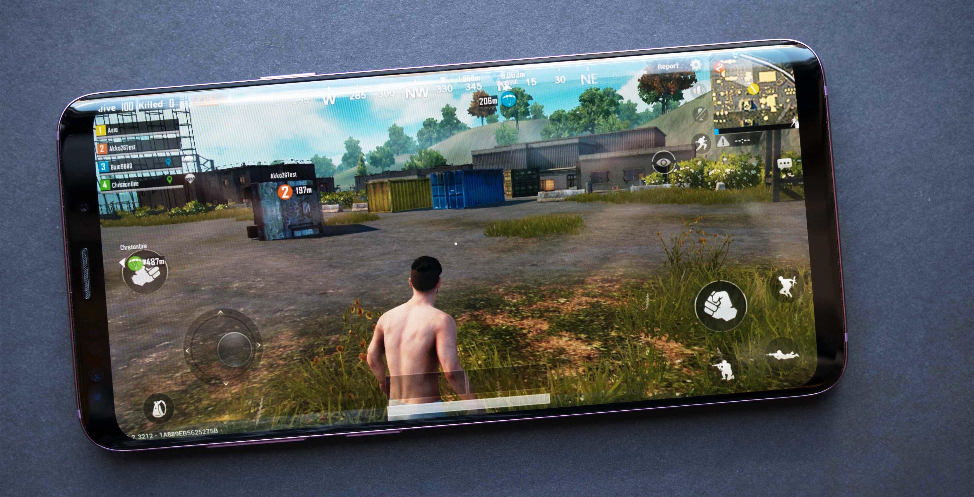 Советы по игре в PUBG на телефоне