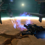 Атака на планету в Star Conflict