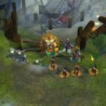 Совместная атака в Royal Quest