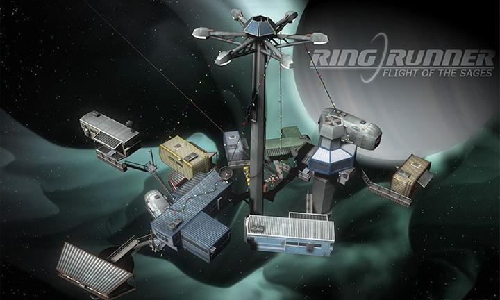 Вышла демо-версия Ring Runner: Flight of the Sages в Steam сообществе
