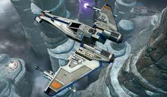 Новые бомбардировщики в SWTOR Galactic Starfighter