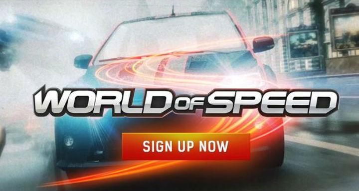 World of Speed — новая гоночная ММО
