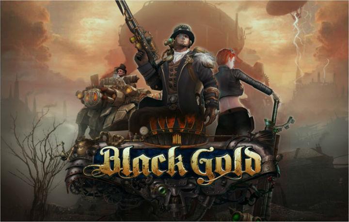 Black Gold: новые персонажи