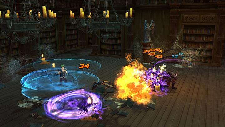 Вышло обновление Время героев в Royal Quest
