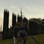 Два меча в Karos Online