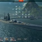 Корабль изумо в World of Warships