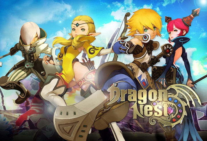 Видео Dragon Nest