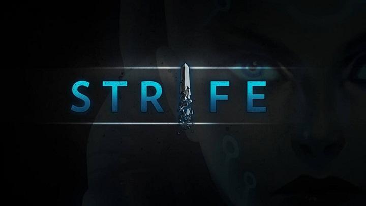 Видео Strife
