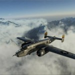 Бомбардировщик War Thunder