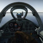 Вид из кабины War Thunder