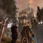 Подход к замку в Neverwinter Online