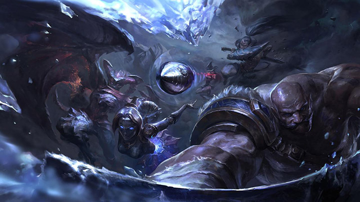 Старт нового рангового сезона League of Legends