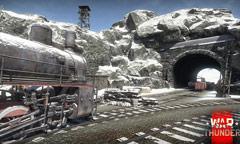 War Thunder порадует игроков зимней локацией