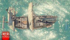 В War Thunder появились корабли