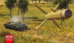 «Огненные стрелы» уже на серверах War Thunder