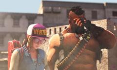 Вышел новый официальный трейлер Battle Carnival