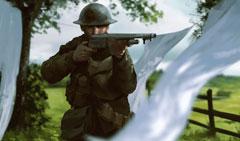 Стартовало ОБТ Battlefield 1