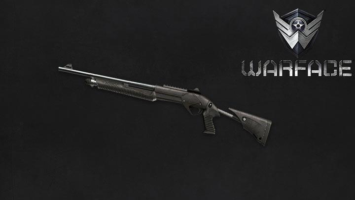 Макрос на Benelli Nova tactical для Warface