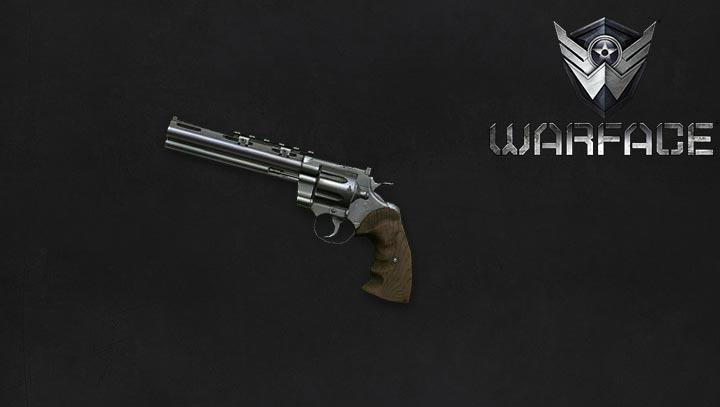 Макрос на COLT Python Elite для Warface