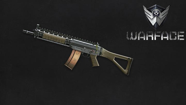 Макрос на SIG 551 для Warface