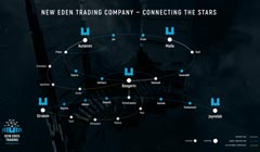 Игроки EVE Online организовали собственную торговую сеть