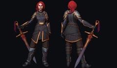 Templar – новый архетип в Crowfall