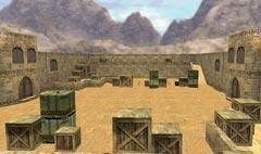 Карта aim_map для Counter-Strike 1.6