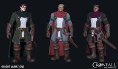 В Crowfall появится система кастомизации персонажей