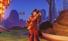 В Overwatch празднуют Китайский Новый год