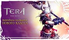 Игроки TERA выбирают название для нового класса