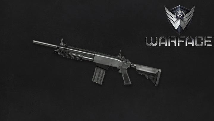 Макрос на Hawk Pump для Warface